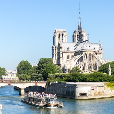 Wholesale travel tour operator for France